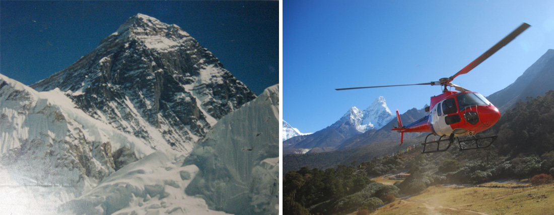 Everest Base Camp Tour by Helicopter
